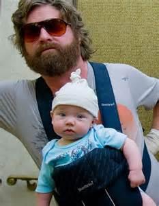 Zach Galifianakis Hangover Baby