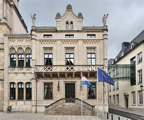 chambre luxembourg chambre des députés luxemburg