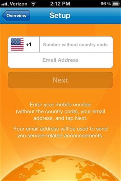 mobile voip call rate vonage mobile voip calling app review the gadgeteer