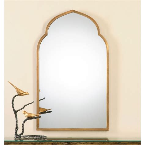 uttermost mirrors free shipping kenitra gold arch mirror uttermost wall mirror mirrors
