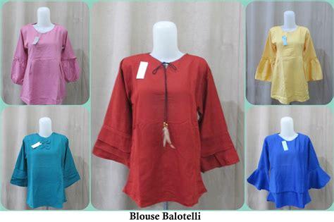 piyama dewasa katun jepang grosir blouse balotelli dewasa model terbaru murah 28ribu