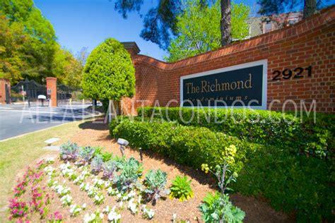high tech institute atlanta buckhead townhomes and gardens