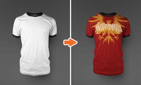 mockup t shirt photoshop ringer t shirt mockup templates pack