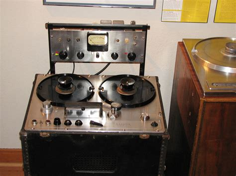 Ampex reel tape recorders - 200A & 300 • the Museum of ...