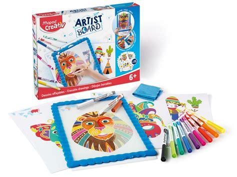 Zīmēšanas komplekts ar tāfeli Maped Creativ Artist Board ...