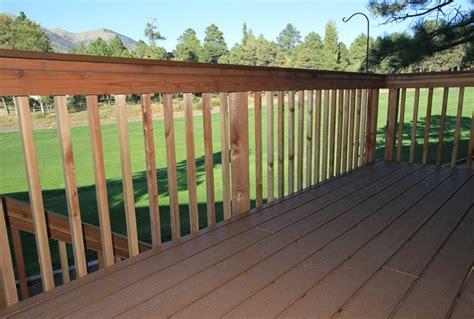 trex decking pricing per square foot composite deck material cost per square foot home design