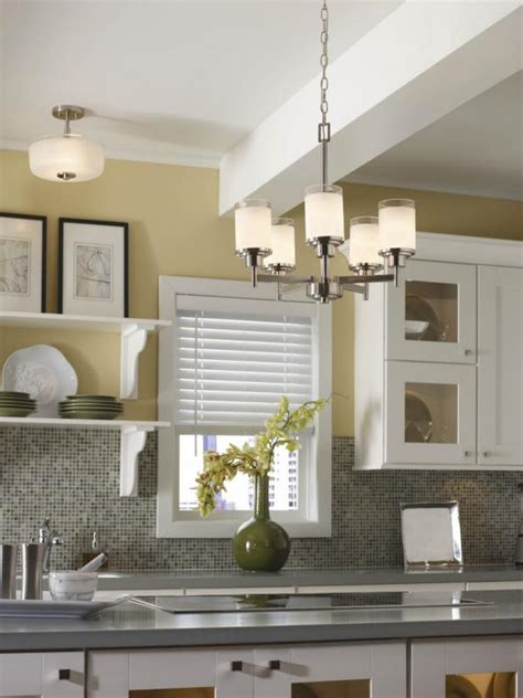 fashioned kitchen lights kitchen lighting design tips diy 3633