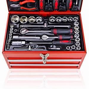 Werkzeug Mit A : werkzeugkasten werkzeugkoffer werkzeugkiste werkzeugbox inkl werkzeug 155 tlg ebay ~ Orissabook.com Haus und Dekorationen