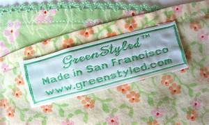 custom clothing labels personalized woven sew on labels With create clothing labels