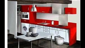 Idée Aménagement Cuisine : idee amenagement cuisine petit espace 4 petite cuisine ~ Dode.kayakingforconservation.com Idées de Décoration