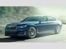 2020 Alpina B7 xDrive Coming With 600 HP And $141,700 Tag