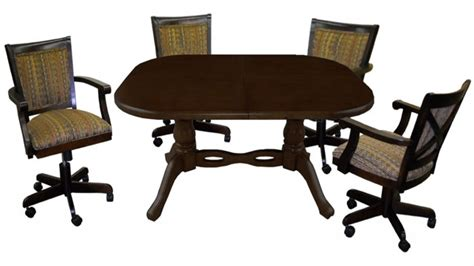 kitchen table with chairs on wheels office chairs with wheels kitchen table chairs with