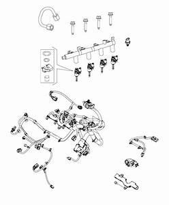 Fiat 500x Wiring  Engine