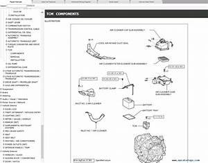 Lexus Es200  Es250  Es350 Service Manual 07 2015 Download
