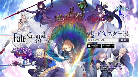 fategrand order tv cm  youtube