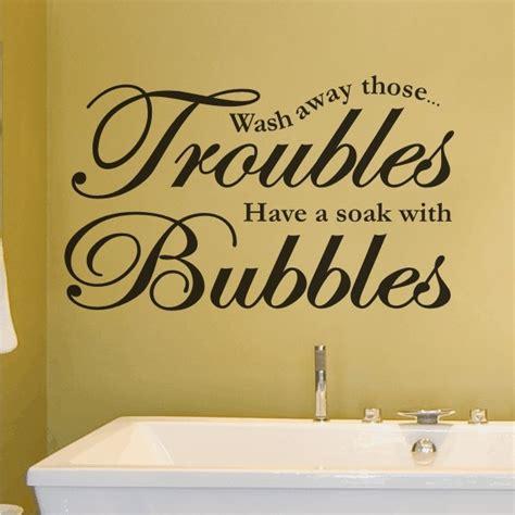 bathroom quotes ideas  pinterest bathroom