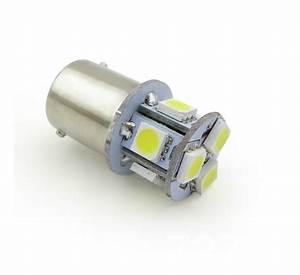 Ba15s Led 12v : ba15s led 8 smd oranje 5050 12v led lamp abc ~ Kayakingforconservation.com Haus und Dekorationen