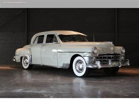Eugene Chrysler by 1950 Chrysler Imperial Chrysler Eugene
