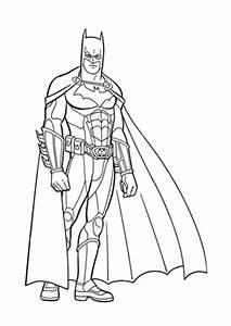 Ausmalbilder Batman 9 Batman Malvorlagen