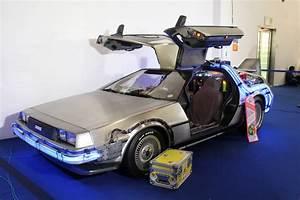 DeLorean Retour Vers Le Futur Wikiwand