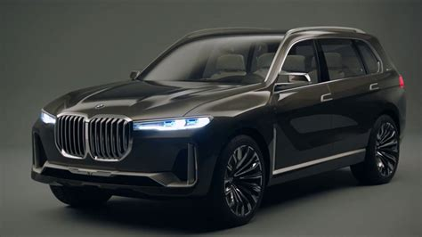 bmw  price specs overview  full size suv