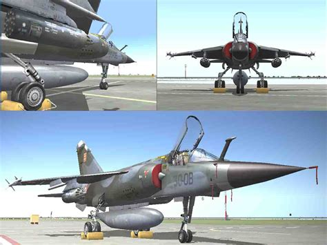 mirage  package  fsx