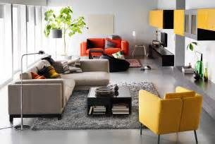 ikea livingroom ideas divide the room unite the family ikea