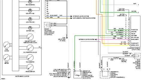 1998 oldsmobile intrigue radio wiring diagram 45 wiring