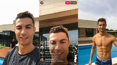 Cristiano Ronaldo Live Stream 7