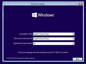 Step By Step Instructions To Install Windows 10