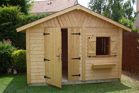 comment entretenir abri de jardin en bois