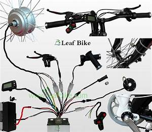 24v 250w Front Electric Bike Motor