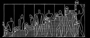 Modulor Le Corbusier : dibujo prospectivo i 2012 sesion2 perspectiva y escala humana ~ Eleganceandgraceweddings.com Haus und Dekorationen