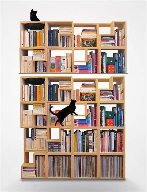 bookshelves design 33 creative bookshelf designs bored panda
