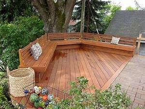 30, Wooden, Benches, That, Increase, The, Welcome, Of, Your, Garden