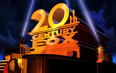 20th Century Fox 1953 Logo (1993 Golden Structure) By
