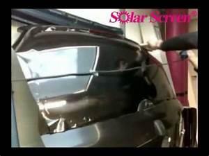 Pose Film Solaire Voiture Norauto : pose de film solaire sur voiture youtube ~ Maxctalentgroup.com Avis de Voitures