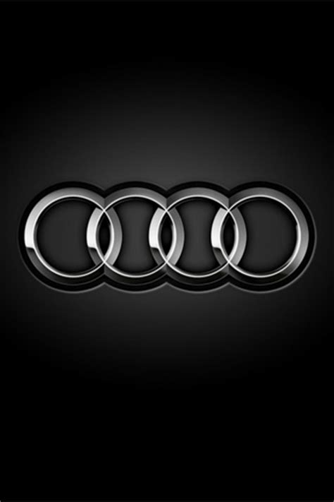 telefon porsche design audi logo iphone wallpapers iphone backgrounds ipod touch wallpapers 320x480 id 9531