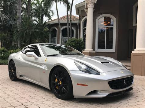 Read the definitive ferrari california t 2021 review from the expert what car? Used Ferrari California for Sale in Miami, FL - CarGurus