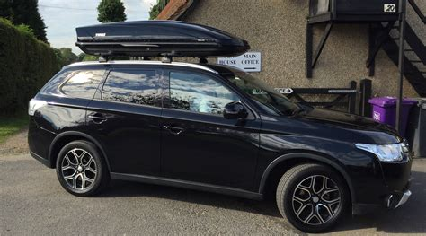 thule motion  welwyn roofbox hire