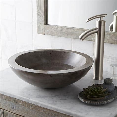 photos of vessel sinks morro vessel bathroom sink native trails