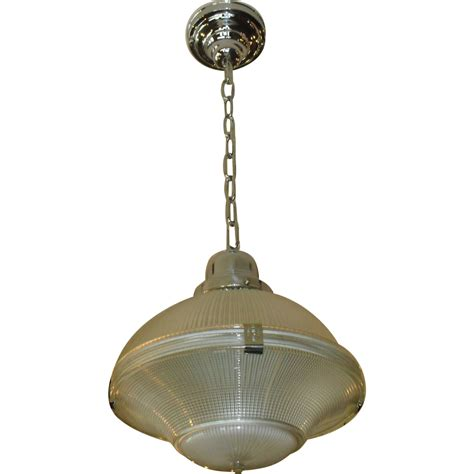 holophane pendant light fixture 3 clip shade from