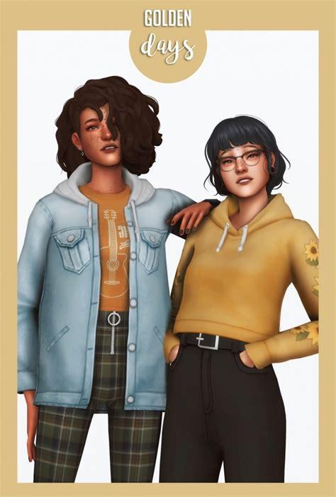 Golden Days Cc Pack At Clumsyalienn The Sims 4 Catalog