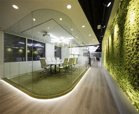 Interior Design Offices In Dubai by Swiss Bureau Interior Design Ezelink Telecom Offices