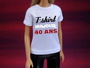 T Shirt 40 Ans : tee shirt humour 40 ans ~ Farleysfitness.com Idées de Décoration