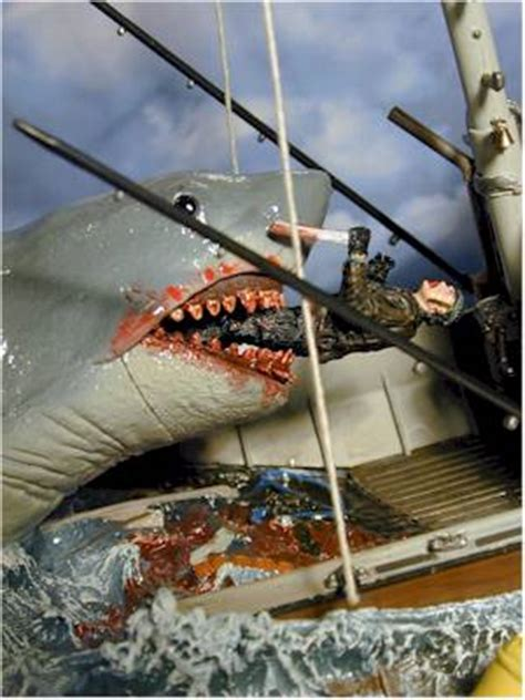 Jaws Boat Figure by Mcfarlane Toys Jaws Jaws Deluxe Box Set