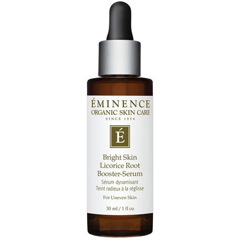 Eminence Bright Skin Licorice Root Booster-Serum - Reviews
