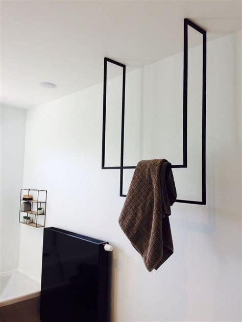 Das Ankleidezimmer Moderne Wohnideenankleidezimmer In Schwarz by Metall Handtuch Schwarz Bad Idee F 252 R Meine