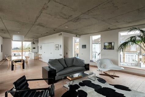 interieur moderne  brut