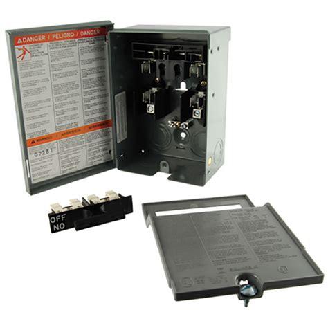 diversitech air conditioner disconnect box
